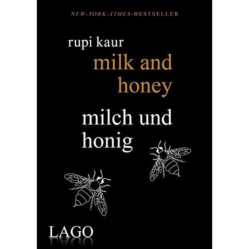 Rupi Kaur - milk and honey - milch und honig - Preis vom 06.09.2020 04:54:28 h