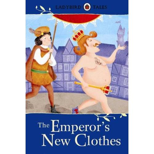 Ladybird - Ladybird Tales: The Emperor's New Clothes (Ladybird Tales Larger Format) - Preis vom 19.10.2020 04:51:53 h