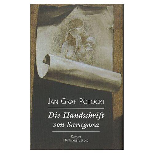 Potocki, Jan Graf - Die Handschrift von Saragossa - Preis vom 09.05.2021 04:52:39 h