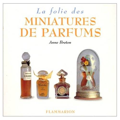 Anne Breton - La Folie des miniatures de parfums - Preis vom 05.09.2020 04:49:05 h