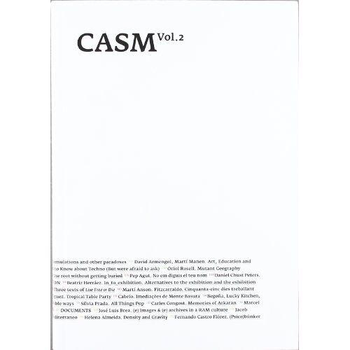 Actar - CASM: v. 2 - Preis vom 26.01.2021 06:11:22 h