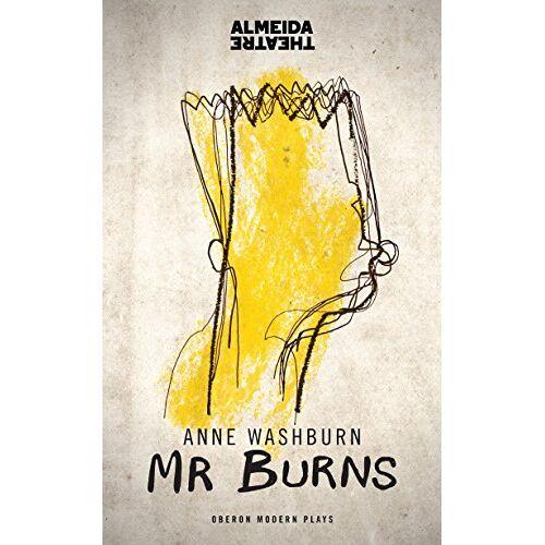 Anne Washburn - Mr Burns - Preis vom 18.04.2021 04:52:10 h
