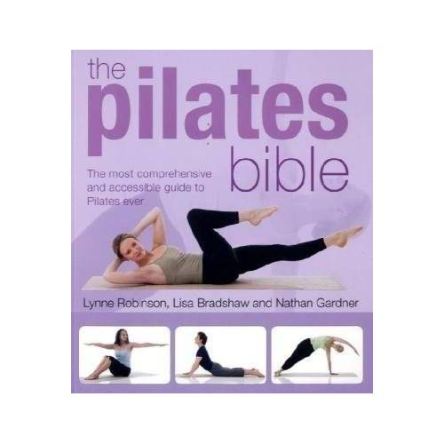 Lynne Robinson - Pilates Bible - Preis vom 03.04.2020 04:57:06 h