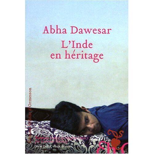 Abha Dawesar - L'Inde en héritage - Preis vom 15.05.2021 04:43:31 h