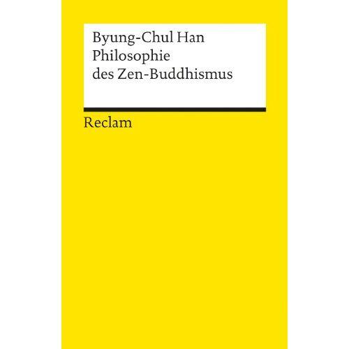 Byung-Chul Han - Philosophie des Zen-Buddhismus - Preis vom 18.09.2019 05:33:40 h