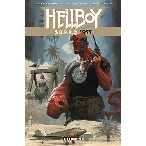 - Hellboy & B.P.R.D., Tome 4 : 1955 - Preis vom 21.04.2021 04:48:01 h
