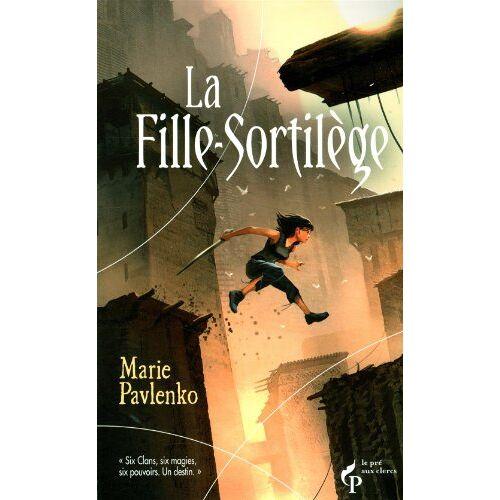 Marie Pavlenko - La Fille-Sortilège - Preis vom 21.10.2020 04:49:09 h