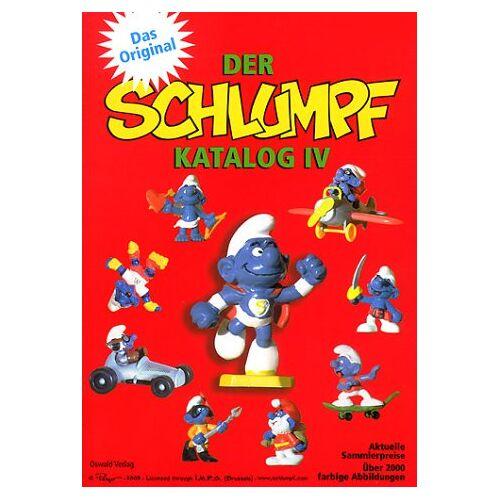 Frank Oswald - Der Schlumpfkatalog 4: Der Preiskatalog für alle Schlumpfsammler - Preis vom 18.10.2019 05:04:48 h