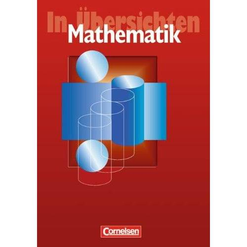 Warmuth, Dr. Elke - Mathematik in Übersichten: Für die Sekundarstufe I - Preis vom 18.04.2021 04:52:10 h