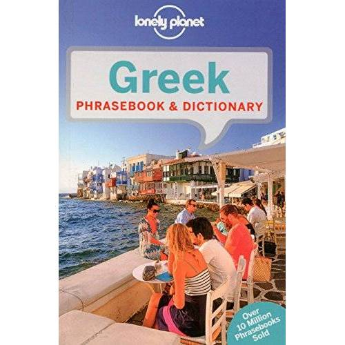 Lonely Planet - Greek Phrasebook (Phrasebooks) - Preis vom 01.03.2021 06:00:22 h