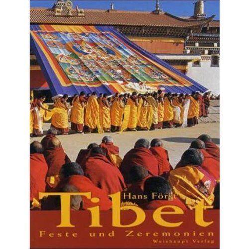 Hans Först - Tibet: Feste und Zeremonien - Preis vom 11.05.2021 04:49:30 h