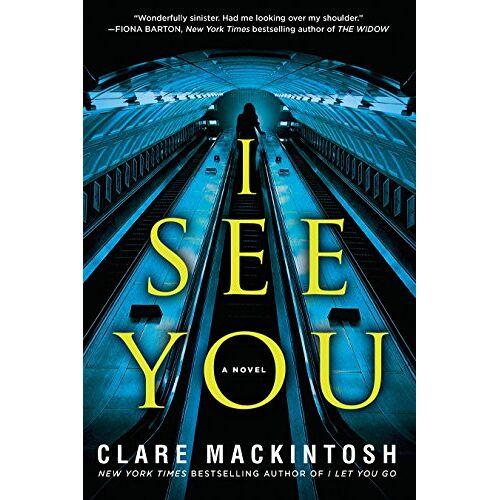 Clare Mackintosh - I See You - Preis vom 18.04.2021 04:52:10 h