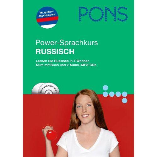 - PONS Power-Sprachkurs Russisch: Lernen Sie Russisch in 4 Wochen - Preis vom 27.06.2020 05:02:59 h