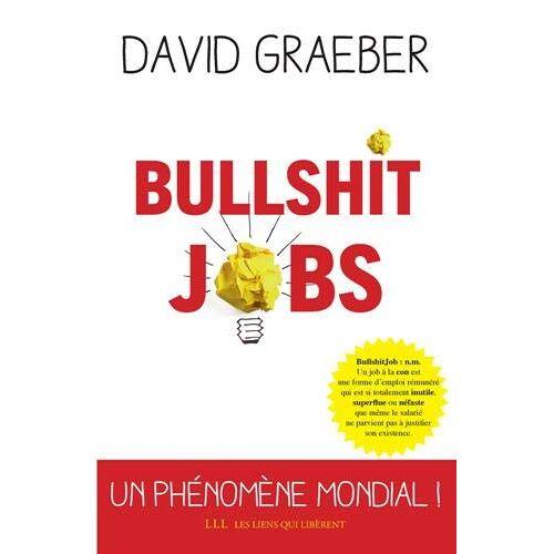 - Bullshit Jobs - Preis vom 13.05.2021 04:51:36 h