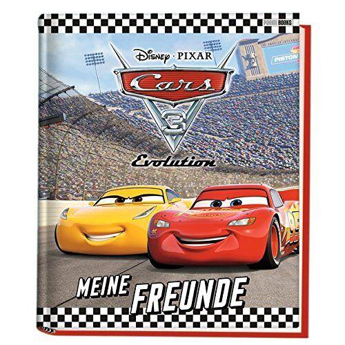 - Disney Cars 3: Meine Freunde: Freundebuch - Preis vom 09.04.2020 04:56:59 h