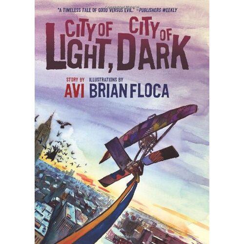 Avi - City of Light, City of Dark - Preis vom 25.01.2021 05:57:21 h