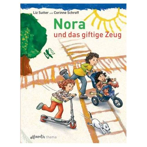 Liz Suter - Nora und das giftige Zeug - Preis vom 05.09.2020 04:49:05 h