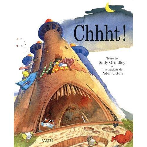 Sally Grindley - Chhht ! (Pastel) - Preis vom 14.04.2021 04:53:30 h