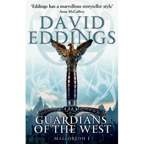 David Eddings - Guardians Of The West: (Malloreon 1) (The Malloreon (TW), Band 1) - Preis vom 05.05.2021 04:54:13 h