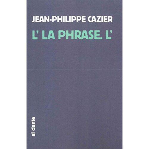- L'la phrase - Preis vom 29.09.2020 04:52:24 h