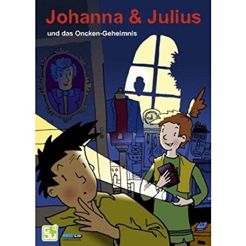 Rüdiger Pfeffer - Johanna & Julius und das Oncken-Geheimnis - Preis vom 21.10.2020 04:49:09 h