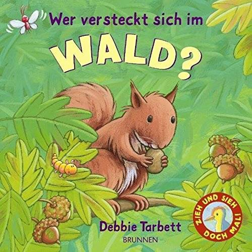Debbie Tarbett - Wer versteckt sich im Wald? - Preis vom 15.04.2021 04:51:42 h