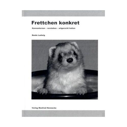Beate Ludwig - Frettchen konkret - Preis vom 14.04.2021 04:53:30 h