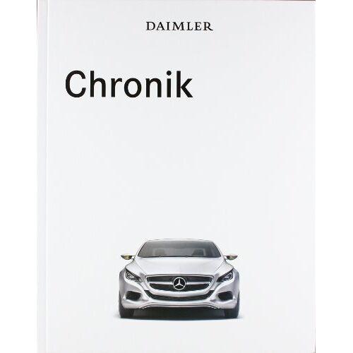 Daimler AG - Daimler-Chronik - Preis vom 09.05.2021 04:52:39 h