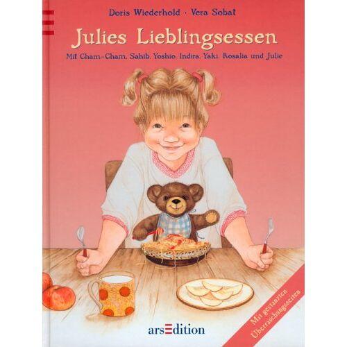 Doris Wiederhold - Julies Lieblingsessen - Preis vom 23.10.2020 04:53:05 h