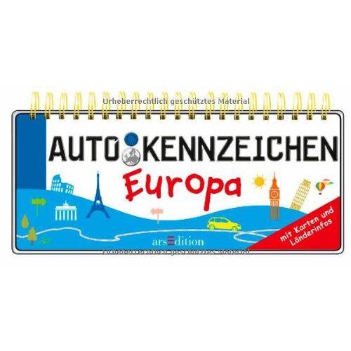 Annette Maas - Autokennzeichen Europa - Preis vom 21.10.2020 04:49:09 h