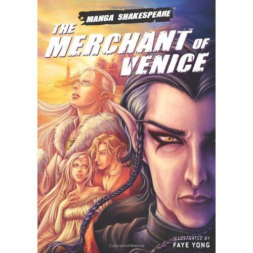 William Shakespeare - The Merchant of Venice (Manga Shakespeare) - Preis vom 16.01.2021 06:04:45 h