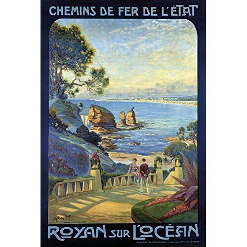 - AFFICHE ROYAN N° 2 - ROYAN SUR L'OCÉAN (AFFICHES) - Preis vom 07.04.2021 04:49:18 h