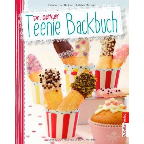 Dr. Oetker - Teenie Backbuch - Preis vom 20.04.2021 04:49:58 h