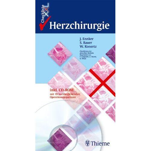 Stefan Bauer - Checklisten der aktuellen Medizin, Checkliste Herzchirurgie - Preis vom 09.04.2020 04:56:59 h