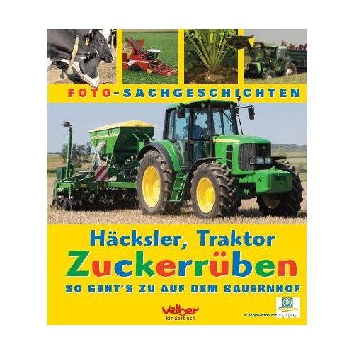 - Häcksler, Traktor, Zuckerrüben: So geht's zu auf dem Bauernhof - Preis vom 07.09.2020 04:53:03 h