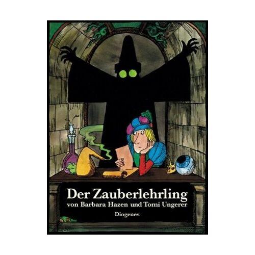 Tomi Ungerer - Der Zauberlehrling - Preis vom 15.04.2021 04:51:42 h