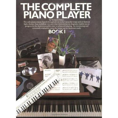 Kenneth Baker - Complete Piano Player: Bk. 1 - Preis vom 14.05.2021 04:51:20 h