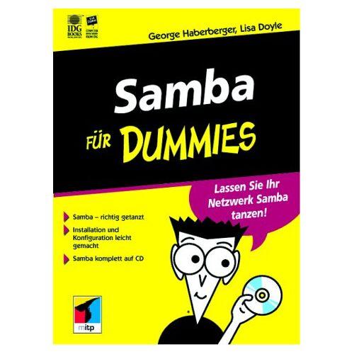 George Haberberger - Samba für Dummies. Lassen Sie Ihr Netzwerk Samba tanzen - Preis vom 13.08.2020 04:48:24 h