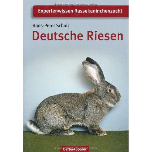 Hans-Peter Scholz - Deutsche Riesen - Preis vom 21.10.2020 04:49:09 h