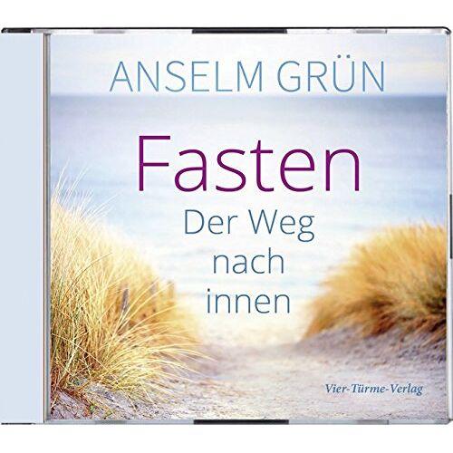 Anselm Grün - Fasten. Der Weg nach innen. Anselm Grün HÖREN - Preis vom 15.05.2021 04:43:31 h
