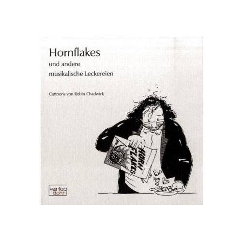 Robin Chadwick - Hornflakes - Preis vom 14.04.2021 04:53:30 h