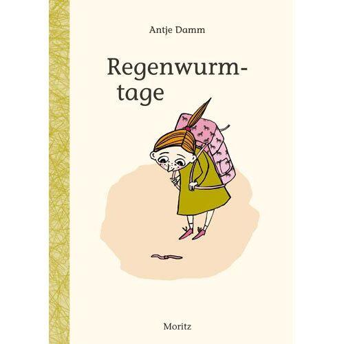Antje Damm - Regenwurmtage - Preis vom 01.03.2021 06:00:22 h