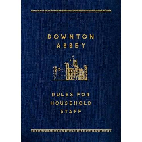 - Downton Abbey: Rules for Household Staff - Preis vom 20.10.2020 04:55:35 h