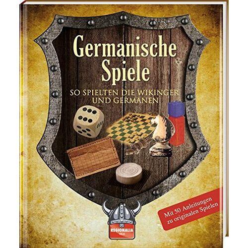 Gisela Muhr - Germanische Spiele: So spielten die Wikinger und Germanen - Preis vom 18.10.2020 04:52:00 h