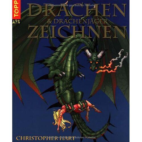 Christopher Hart - Drachen & Drachenjäger zeichnen - Preis vom 05.09.2020 04:49:05 h