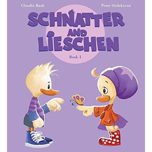 Claudia Raab - Schnatter and Lieschen - Preis vom 08.05.2021 04:52:27 h