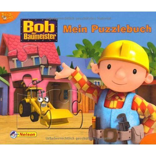 - Bob der Baumeister: Mein Puzzlebuch - Preis vom 28.02.2021 06:03:40 h