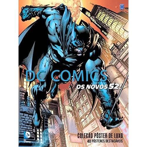 DC COMICS - THE NEW 52: The Poster Collection (Insights Poster Collections) - Preis vom 15.05.2021 04:43:31 h