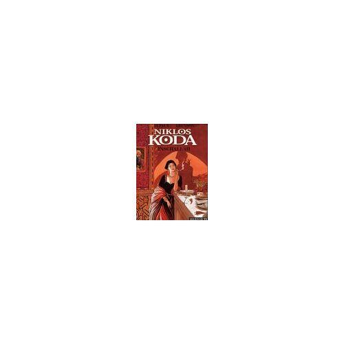 Jean Dufaux - Niklos Koda Bd.3 : Inschallah - Preis vom 08.05.2021 04:52:27 h