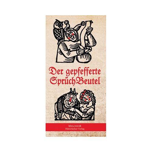 Fritz Scheffel - Der gepfefferte Sprüchbeutel - Preis vom 20.10.2020 04:55:35 h